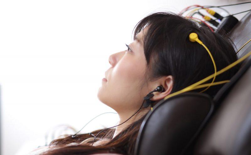 脳波セッション