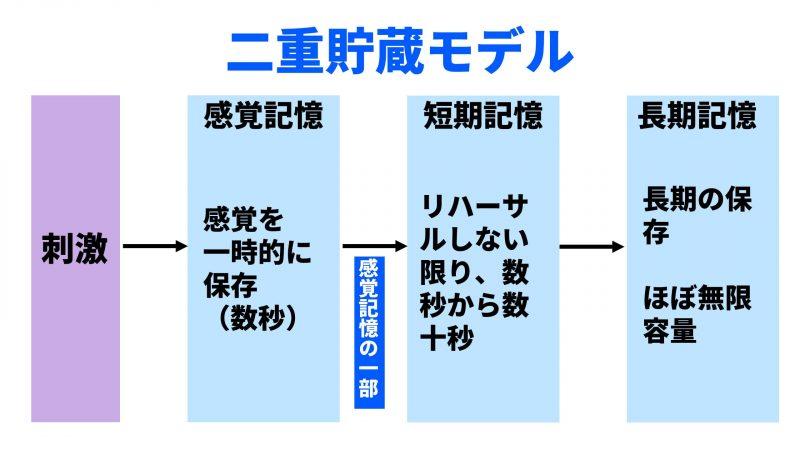 二重貯蔵モデル